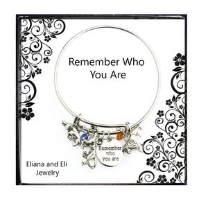 Jewelry - Remember Who You Are Bracelet